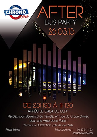 AFTER Bus Party