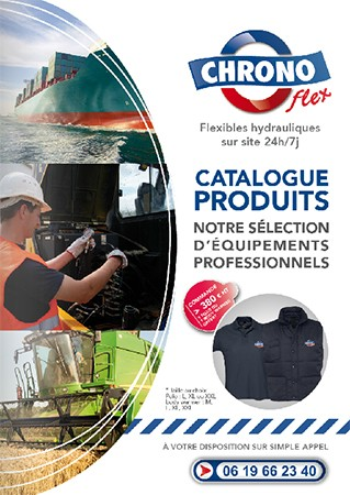 Catalogue Produits CHRONO Flex